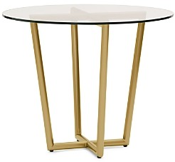 Mitchell Gold Bob Williams Modern Round 36 Dining Table