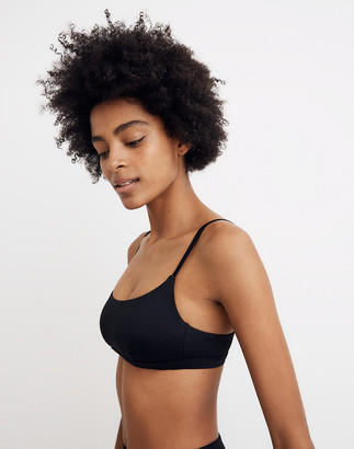 Madewell Second Wave Sport Bikini Top