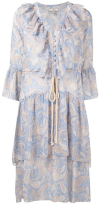 We Are Kindred Amalfi paisley-print dress