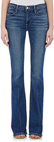 Frame Women's Le High Flare Jeans-BLUE