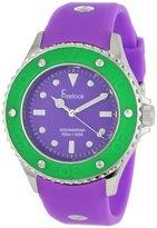 Freelook Women's HA9035-4F Aquajelly Purple with Purple Dial Watch