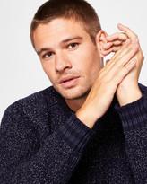 Ted Baker Wool-blend textured jumper