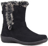 Western Chief Black Olivia Faux Fur Boot - Women