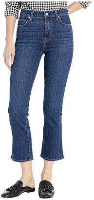 7 For All Mankind High-Waist Slim Kick in Fletcher Drive (Fletcher Drive) Women's Jeans