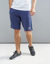 Umbro Long Kint Short In Blue