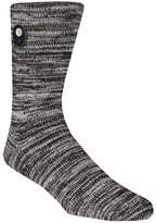 Folk Socks Melange FM372A-BLK Black