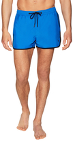 Marc by Marc Jacobs Curve Hem Swim Trunks