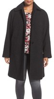 Gallery Plus Size Women's Basket Weave Jacket