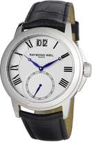 Raymond Weil Men's 9578-STC-00300 Tradition Roman Numerals Dial Watch