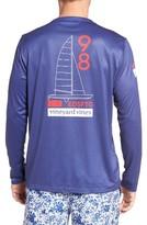 Vineyard Vines Men's Catamaran Whale Performance T-Shirt