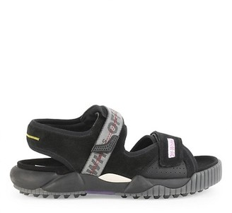 Off-White Oddsy Minimal Trekking Leather Sandals