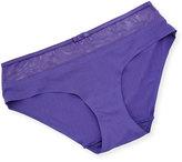 Chantelle Aeria Hipster Bikini Briefs, Purple Blue
