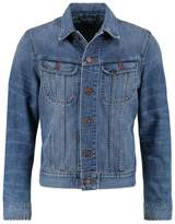 Lee SLIM RIDER DARK RAVEN Denim jacket true authentic