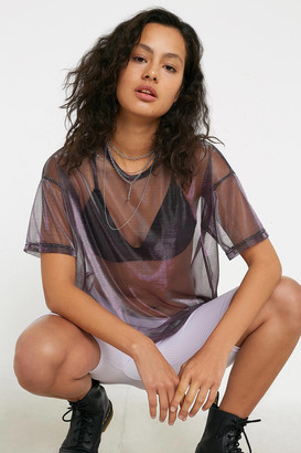 Urban Outfitters Oversized Liquid Tee