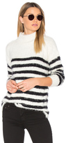 Sanctuary Oversized Mock Sweater