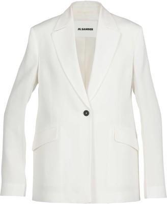 Jil Sander Silk Blend Jacket