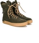 Cinzia Araia Kids Teen hi-top sneakers