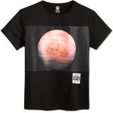 X-Ray Men's Moon-Print T-Shirt