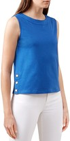 Hobbs London Tilly Sleeveless Top