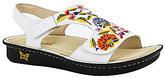 Alegria Viki Hand Sewn Needlework Sandals
