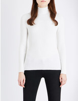 French Connection Bambino high-neck knitted jumper