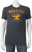 """Men's SONOMA Goods for LifeTM """"Quality Vintage Parts and Services"""" Tee"""