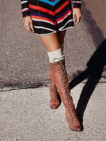 Jeffrey Campbell Joe Lace Up Boot by at Free People