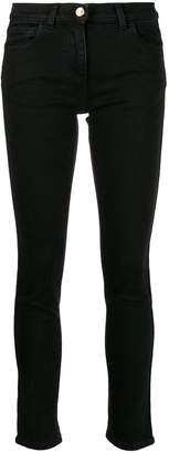 GCDS high rise skinny jeans