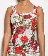 Hanky Panky Rose Red Camisole