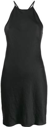 Alexander Wang short halter dress