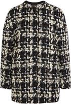 Giambattista Valli Wool-blend tweed coat