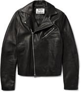 Acne Studios - Gibson Leather Biker Jacket