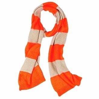 Essentiel BALISTA women's Scarf in Orange