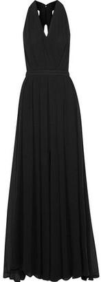 L'Agence Long dress