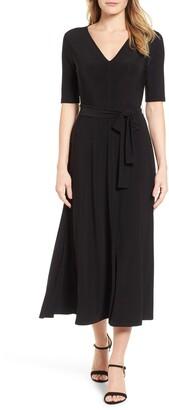 Chaus Lisa Tie Waist Dress
