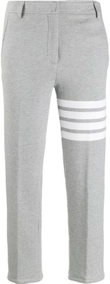 Thom Browne 4-Bar cropped trousers