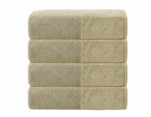 Enchante Home Incanto 4-Pc. Bath Towels Turkish Towel Set Bedding
