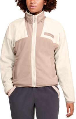 Under Armour Women's UA Trek Polar Fleece Full Zip