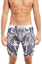 Ethika Men's Tiger Face Stretch Boxer Briefs