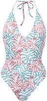 Onia Nina swimsuit - women - Nylon/Spandex/Elastane - XS