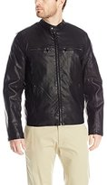 Dockers Faux Leather Classic Racer