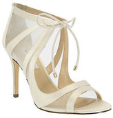 Nina Cherie Satin Stiletto Sandals