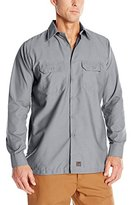 R&K Red Kap Men's RK Solid Rip Stop Shirt