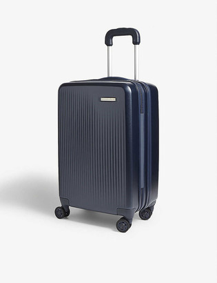 Briggs & Riley Sympatico carry-on expandable four-wheel suitcase 58cm