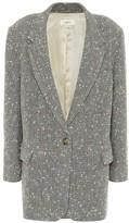 Etoile Isabel Marant Isabel Marant, étoile Orix wool-blend blazer