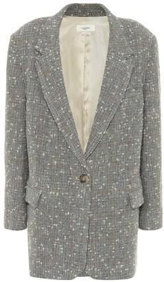 Etoile Isabel Marant Orix wool-blend blazer