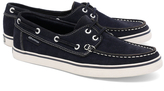 Brooks Brothers Superga® Suede Boat Shoes