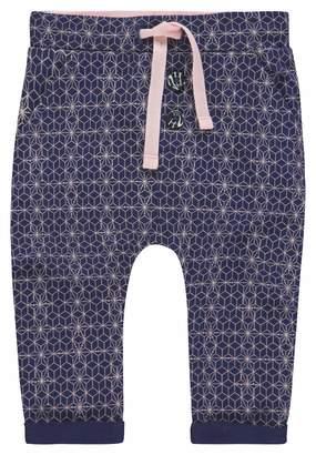 Noppies Baby Girls' G Pants Jrsy Slim Tupelo AOP Trousers