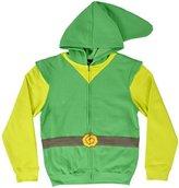 Nintendo Link Costume Zip Hoodie - Small
