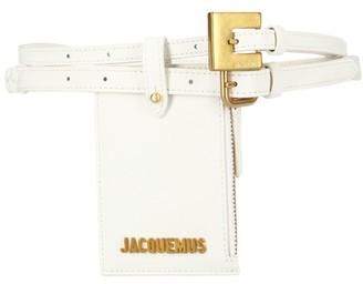 Jacquemus The double belt